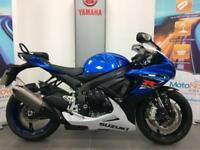 SUZUKI GSXR600 L4 DELIVERY ARRANGED 3230 MILES 1 OWNER HPI CLEAR
