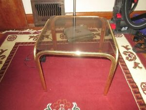 Small Brass Table