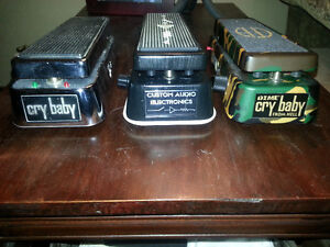 High End Pedals and Equipment - ALL Power Supplies Included