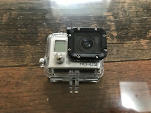 GoPro HERO3 HD Action Camera + FREE Extras