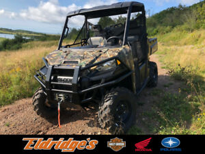 2017 Polaris Ranger Hunter's Edition NEW
