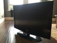 Brilliant large tv 40 inches!