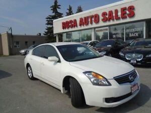 2008 Nissan Altima AUTO S NO ACCIDENTS AUX HEATED SEATS SAFETY E