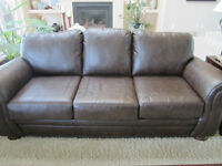 3 piece set- sofa, loveseat and chair