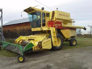 Harvest, Grain Handling, Drying, and Tillage Equipment