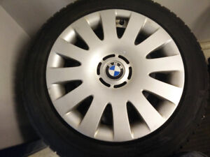 BMW WINTER PACKAGE TIRES AND HUBCAPS Kitchener / Waterloo Kitchener Area image 5