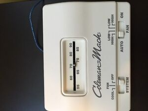 Coleman Mach 12V Thermostat for air conditioner