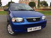 Suzuki Alto 1.1 GL ONLY 43000 MILES WITH FULL SERVICE HISTORY IDEAL FIRST CAR