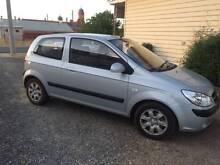 2008 Hyundai Getz Hatchback Maryborough Central Goldfields Preview