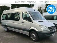 2007 MERCEDES Sprinter 411 2.1Cdi LWB 4.6tonne Minibus Minibus Diesel Manual