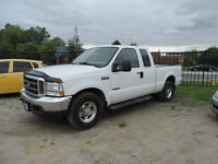 2004 Ford F-250 REDUCED TO SELL CERTIFIED & E-TESTED