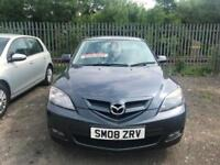 2008 (08 reg) Mazda3 1.6 Takara 5dr Hatchback Petrol 5 Speed Manual