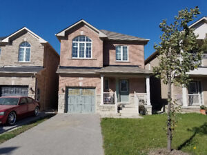 Gorgeous !!! Very Clean And Detached 3 Bedrooms-Bradford