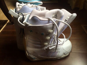 $50 OBO - NEW with tags Sz7 Woman's Snowboard Boots!