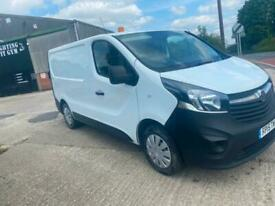 2015 Vauxhall Vivaro 2700 1.6CDTI 90PS H1 Van PANEL VAN Diesel Manual