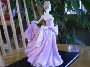 "Royal Doulton Figurine ""Rachel"" HN3976 - Figure of the Year 2000 Kitchener / Waterloo Kitchener Area image 5"
