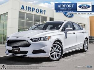 2014 Ford Fusion SE FWD with only 74,305 kms