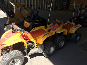 BOMBARDIER DS 90 KIDS ATV MUST SELL