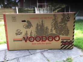 Voodoo brand new in box with top of the rang lock