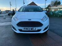2013 Ford Fiesta 1.25 Zetec 5dr Hatchback Petrol Manual