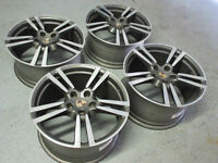 "20"" Porsche Panamera Turbo II wheels"