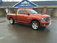 2013 Ram 1500 Sport $270.00 bi-weekly!!! REDUCED..