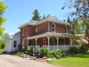 4 bedroom 2 storey home on 1/4 acre lot