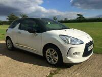 2013 Citroen DS3 1.6 e-HDi Airdream DStyle 3dr Hatchback Diesel Manual