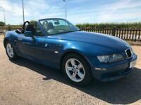 2001 BMW Z3 1.9 8V 2dr CONVERTIBLE Petrol Manual