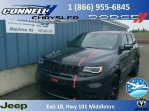 2018 Jeep Grand Cherokee SRT 4x4  - Navigation - $474.91 B/W