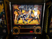 New Stern Pro Kiss pinball and more.....
