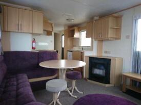 FREE 2021 SITE FEES! STARTER SITED STATIC CARAVAN FOR SALE (NORTH WALES)
