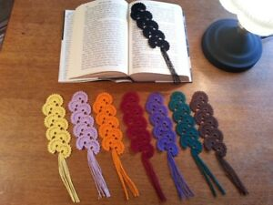 NEW - Handmade:  Vintage Bookmarks