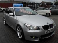 BMW 520 2.0TD 2008MY d SE Touring