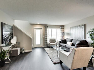PICK YOUR OWN COLOURS -1432 SQFT TOWNHOME IN TAMARACK!!