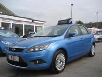 Ford Focus 1.6 ( 100ps ) auto 2010.25MY Titanium