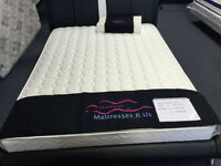 Luxury Pocket coil mattress. Only $239!!