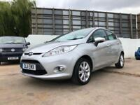 Ford Fiesta 1.4 ( 96ps ) 2011MY Zetec