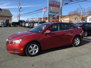 2011 Chevrolet Cruze LT   FREE 1 YEAR PREMIUM WARRANTY INCLUDED!