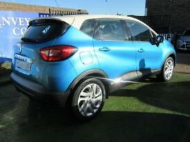 2014 Renault Captur 1.5 dCi ENERGY Dynamique MediaNav 5dr (start/stop)