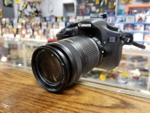 Cannon EOS60D with Charger