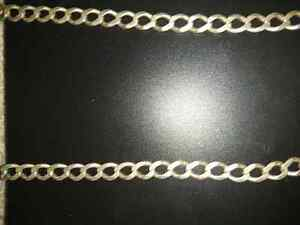 """925 Italy silver chain 25"""""""