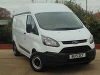 2015 Ford Transit Custom 2.2 TDCi 100ps L2 H2 Van 2 door Panel Van