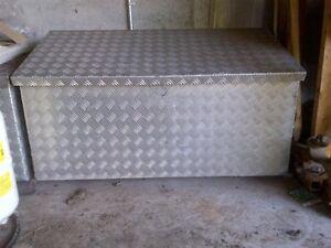 Welded Aluminum Tool/Accessory Box