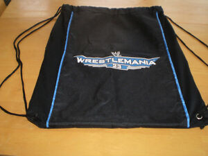 WRESTLEMANIA 23 BAG