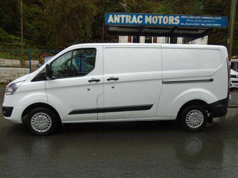 744d8c8586 2014 Ford Transit Custom 2.2TDCi ( 125PS ) 290 L2H1 Trend LWB ...