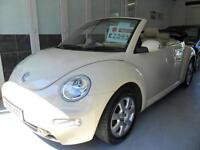 VOLKSWAGEN BEETLE 1.6 2005 CONVERTIBLE COMPLETE WITH M.O.T HPI CLEAR INC