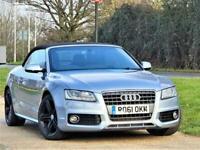 2011 Audi A5 1.8 T FSi AUTO S Line TURBO (51000 Miles) Convertible PX OK CONVERT