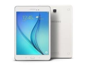 """New Open Box Samsung Galaxy Tab A 8.0"""" 16GB + Stylus+Case"""