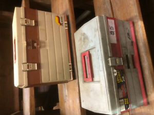 Fishing Tackle Boxes $5-$10 & LOTS OF STUFF FOR SALE!!!